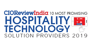 10 Most Promising Hospitality Technology Solution Providers - 2019