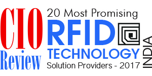 20 Most Promising RFID Technology Solution Provider -2018