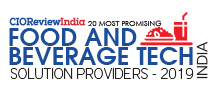 20 Most Promising Food and Beverage Technology Solution Providers - 2019